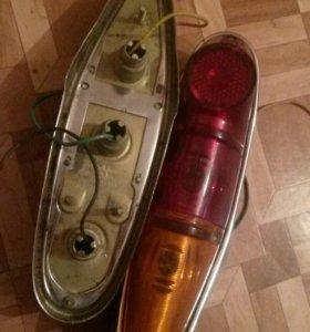 Задние фонари на Москвич 408