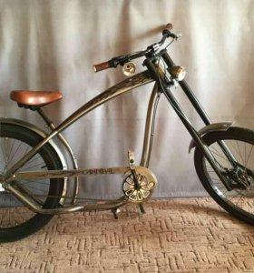 Велосипед-чоппер Nirve Cannibal