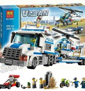 Конструктор Bela Urban аналог LEGO