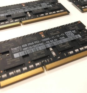 Hynix 4 Гб/ Оперативная память для ноутбука/ DDR3