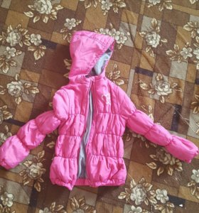 Куртки на весну. 122-128