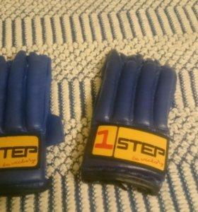 Перчатки-шингарды для занятий боевыми искусствами
