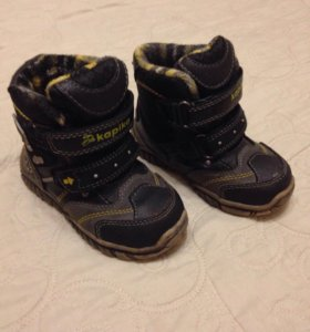 Ботинки Kapika весенне-осенние 22 размер