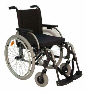 Инвалидные коляски 2 штуки домашняя и прогулочная