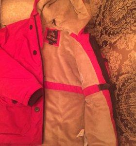 Куртка для мальчика 140р