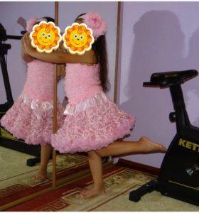 """Модный костюм на девочку """"Picoletto """""""