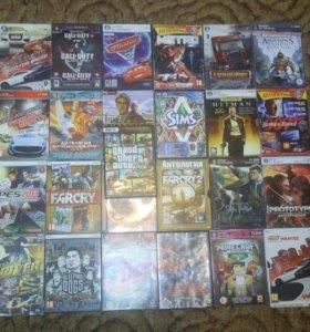 Продажа дисков на пк/ноутбук ,так же мультфильмы