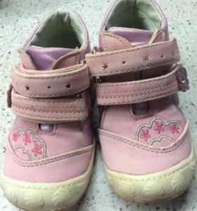 Туфли ботинки обувь для девочки