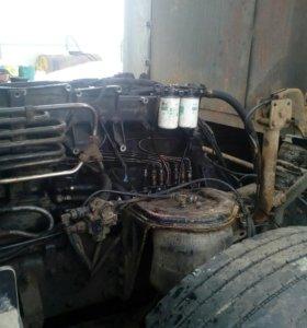 Двигатель MAN D2866LXF 370л.с.