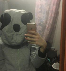 Толстовка-панда