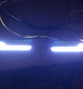 Ультратонкие светодиодные ДХО