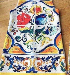 Платье в стиле Долче