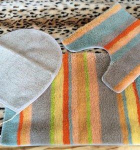 Комплект ковриков для ванны