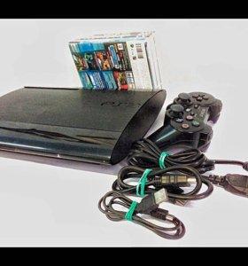 Плойка 3. Sony playStation 3 500 Гигабайт PS3