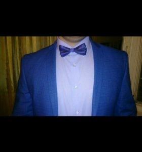 Рубашка фиолетовая XXL