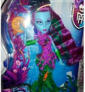 Поси Риф кукла Монстер хай.
