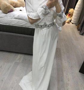 Выпускное / вечернее платье в пол