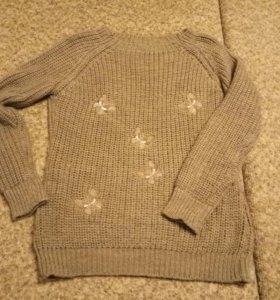 Пиджак, свитер