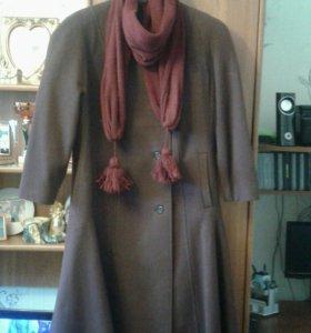 Пальто,демисизонное,46-48р.
