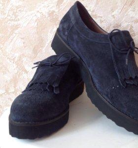 ❗️Новые ботинки (кожа) из Испании👍🏻