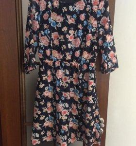 Платье новое шифон