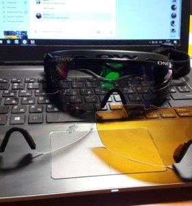 Лыжные очки One Way