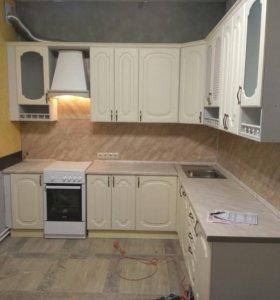 Сборка кухонной мебели под ключ.