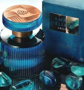 Парфюмерная вода Amber Elixir Crystal ,50 мл