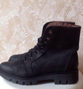 ❗️Новые ботинки( кожа) из Испании🇪🇸