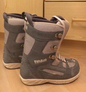 Сноубордические ботинки ThirtyTwo женские 37