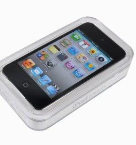 iPod 4 32gb black