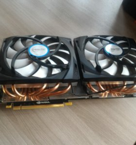 Видеокарта ZOTAC GeForce GTX 690, 4Гб