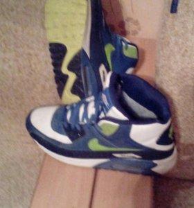 Nike Air зимние