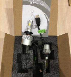 Светодиодные лампы (Н7) (Н11)