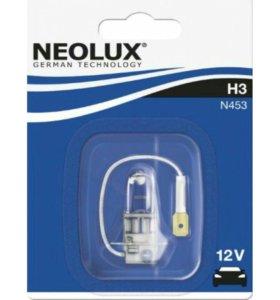 Лампа H3 NEOLUX Standart