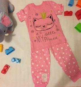 Пижама детская Принцесса