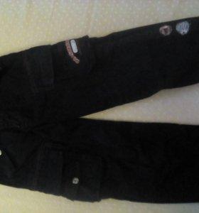 Черные джинсы на мальчика