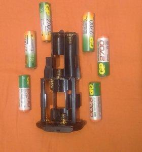 Для canon 550 600 650d вкладыш для батаоейной руч
