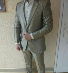 Мужской костюм, свадебный, повседневный