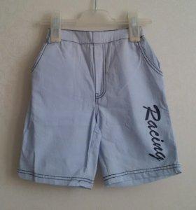 Новые шорты на 2-4 года