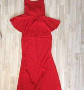 Продам шикарное женское платье