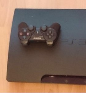 Playstation 3 + игры