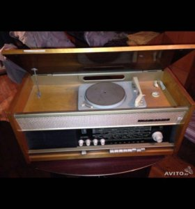 Радиоприёмник VEF радио