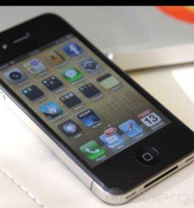 Айфон 4 8 гБайт