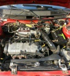 Mazda 323 GLX 16кл