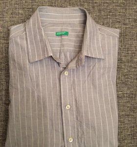 BENETTON мужская рубашка