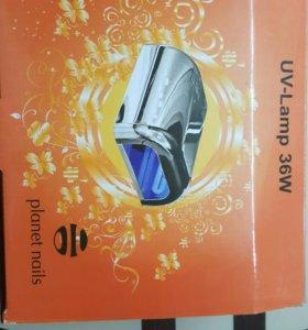 UV-ЛАМПА 36 ватт