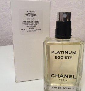 ✅ Тестер PLATINUM EGOISTE CHANEL