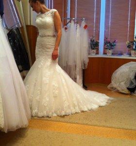 Прокат свадебного платья!