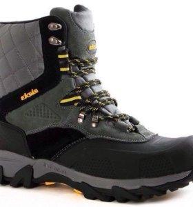 Новые ботинки мужские